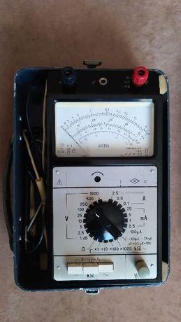 Прибор измерительный комбинированный Ц4315, тестер, мультиметр
