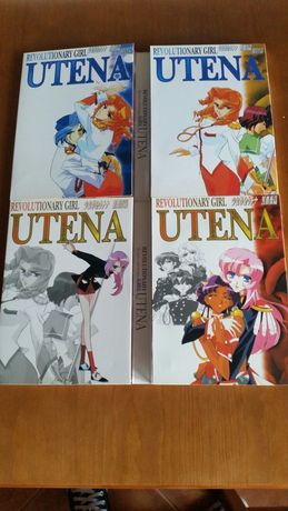 Utena - the perfect collection
