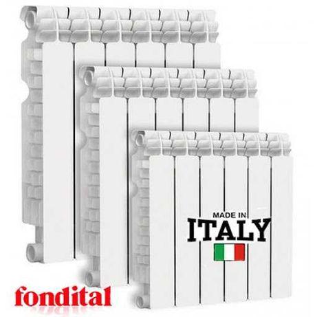 Биметаллические и Алюминиевые радиаторы FONDITAL (Италия)