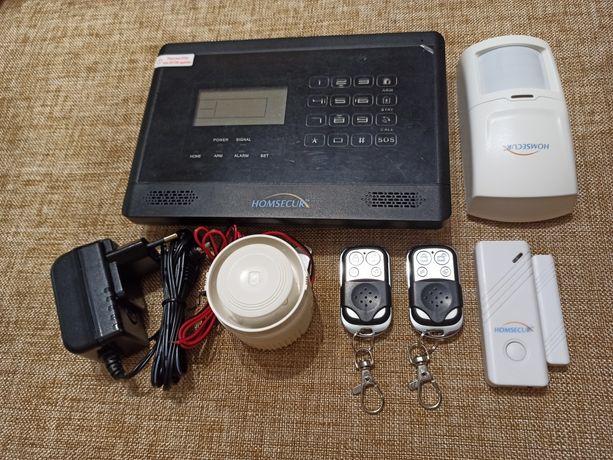 Охоронна сигналка для будинку, квартири, дачі, гаражу