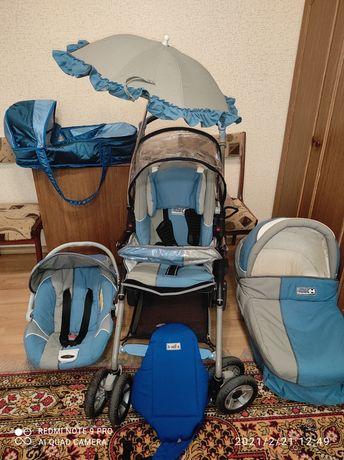 Коляска little Jane equipment 04 3в1 Іспанія