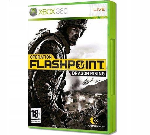 Operation Flashpoint Dragon Rising Xbox 360
