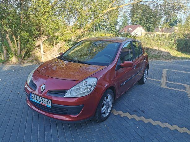 Renault Clio 3 , 1.2benzyna + nowy gaz