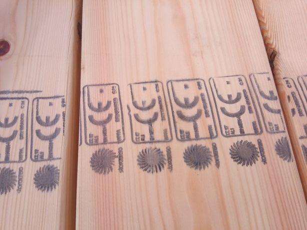 Kantówka drewno konstrukcyjne szalòwka podbitka