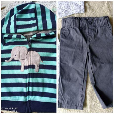 Наборчики одежды для малыша  Carters, Lupilu, H&M