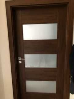 Drzwi Porta brązowe, b.dobry stan