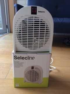 Termo ventilador / Aquecedor novo