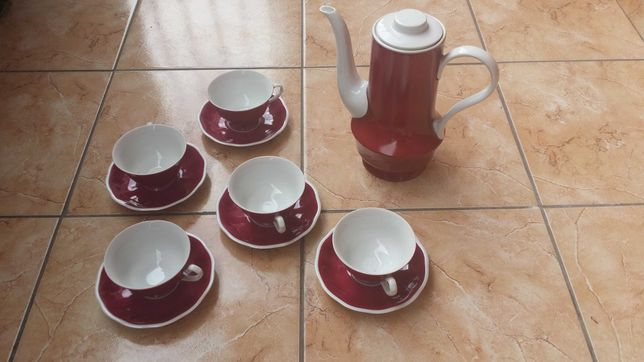"""Zestaw do kawy lub herbaty """"Karolina"""""""