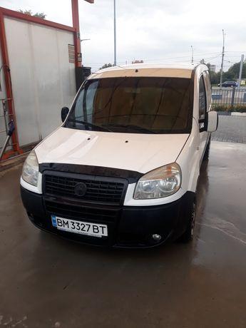 Fiat Doblo maxi 1.9 дизель