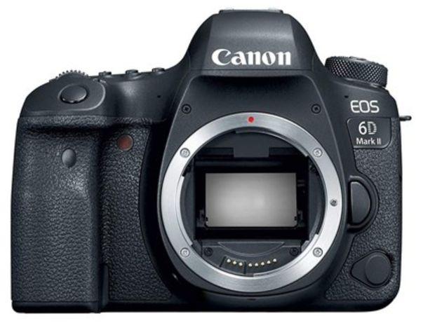 Canon 6d mark 2 ii - como nova