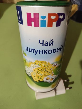 Чай Hipp для детей
