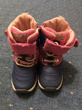 Carters Зимние сапоги Ботинки 22 размер
