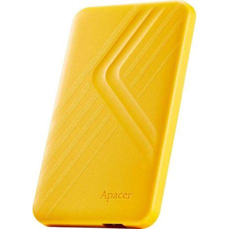 """Жорсткий диск зовнішній Apacer USB 3.2 Gen1 AC236 1TB 2,5"""" Жовтий"""