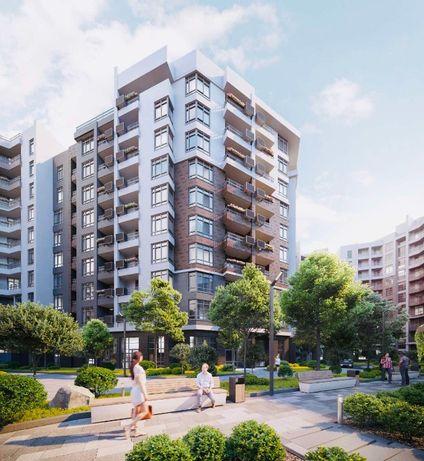 Купить трехкомнатную квартиру в Ирпене. Новострой