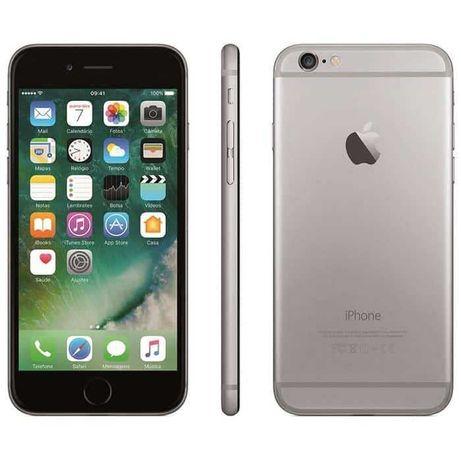 IPHONE 6S Como novo e desbloqueado. Oferta da película.