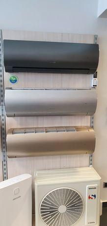 Klimatyzacja typu Split i Multi montaż, serwis.