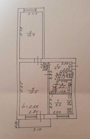 Продам 2-х комнатную квартиру в г.Купянске
