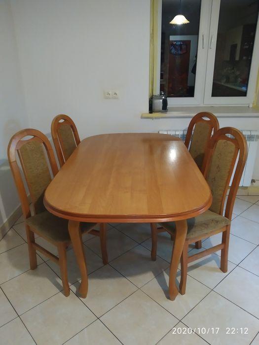Stół i krzesła Ojrzeń - image 1
