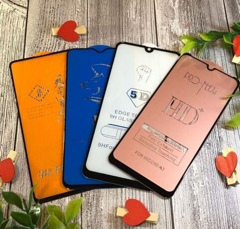 Стекло Xiaomi Redmi Note 8T Pro 2d/3d/4d/5d/6d/7d/9a/10d (c) x poco