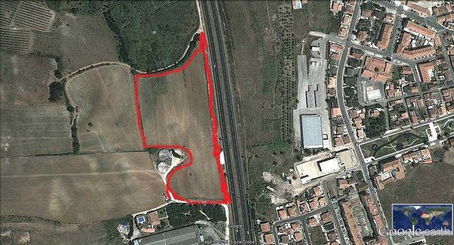 Terreno industrial 20800m2 junto da autoestrada A8