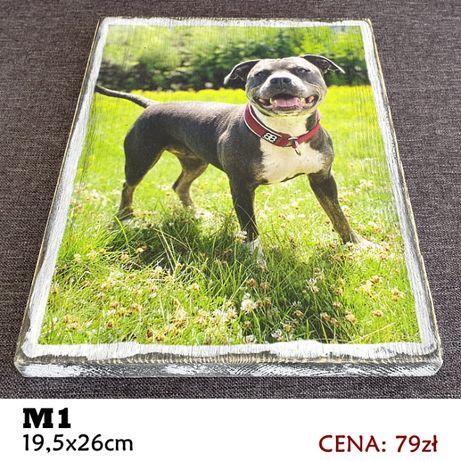 Twoje zdjęcie na drewnie Format M