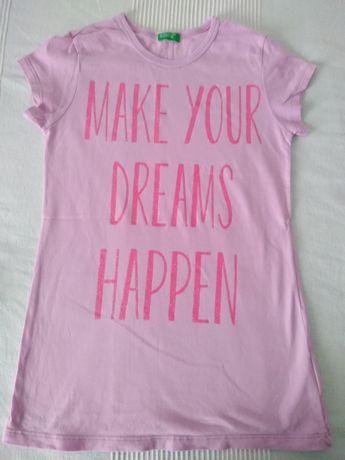 T-shirt dziewczecy rozm 152