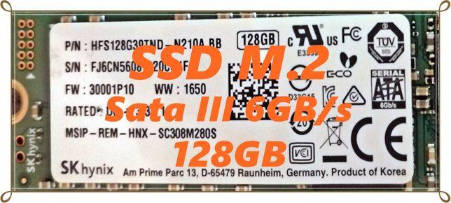 Dysk SSD M2 128GB Hynix M.2 Sata III 6GB/s HFS128GBG39TND-N210A BB