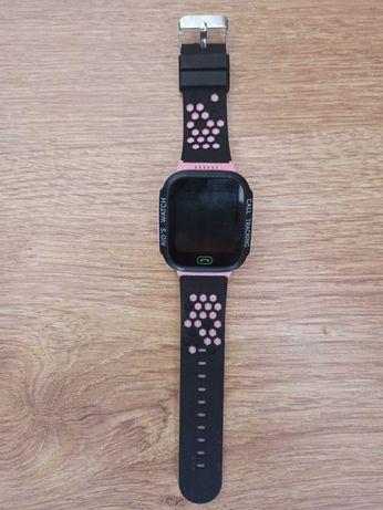 smartwatch zegarek gps dla dzieci Q528 latarka nowy