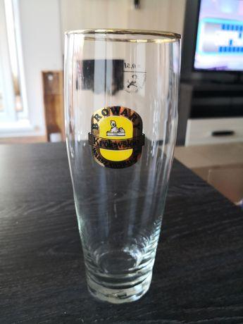 Szklanka do piwa kufel Browar Królewskie Warszawskie