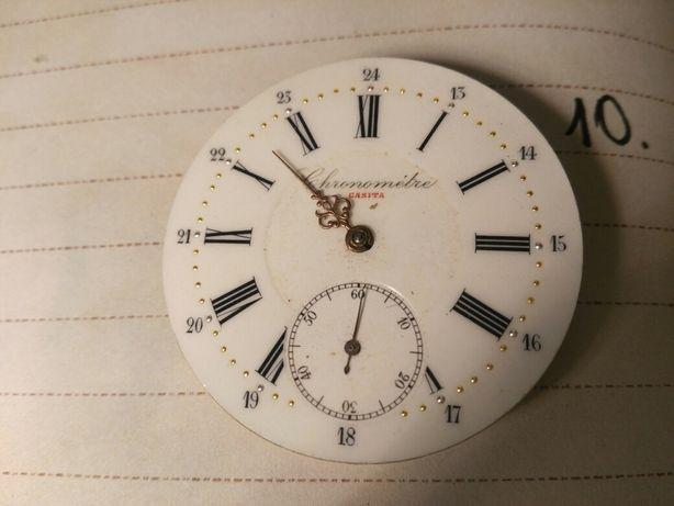 Mechanizm zegarka kieszonkowego chronometre
