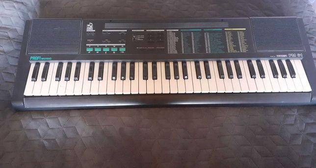 Keyboard profit music