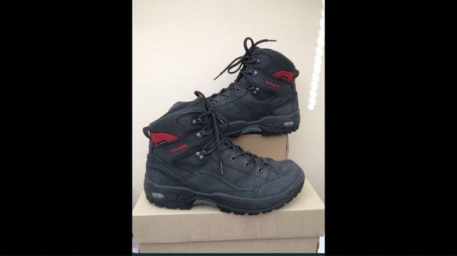 Lowa Gore-Tex кожаные кроссовки ботинки 44р