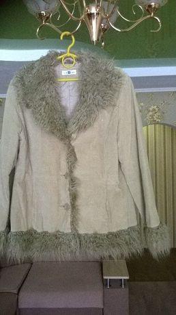 польто, полу пальто , куртка женская - размер 46-48