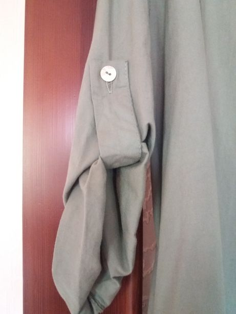 Платье рубашка бохо