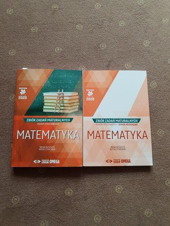 Zbiór zadań maturalnych + odpowiedzi, wydawnictwo Omega