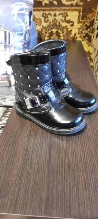 Чобітки/черевички для дівчинки Львов - изображение 1