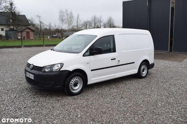 Volkswagen CADDY 1,6 TDI - MAXI - CHŁODNIA  MULTITEMPERATURA/cztery komory/mroznia do 30 stopni/idealny stan