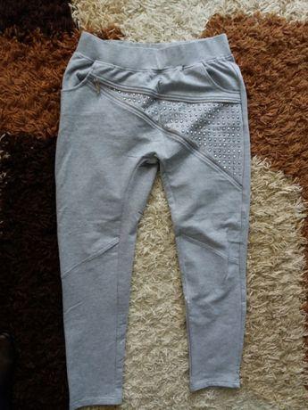 spodnie sportowe typu baggy, NOWE, rozmiar l/xl