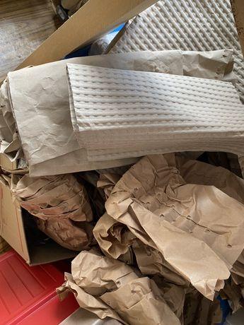 Papier do pakowania, wypełnienie paczek