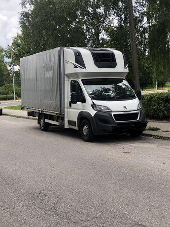 Usługi transportowe