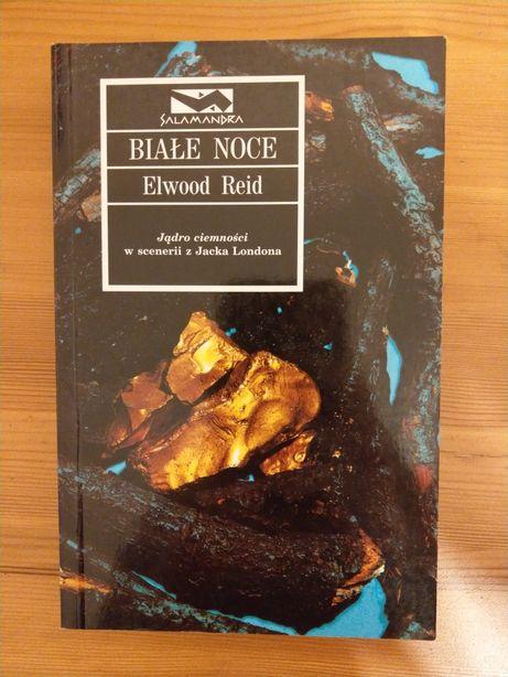 Białe Noce - Elwood Ried wyd. Salamandra
