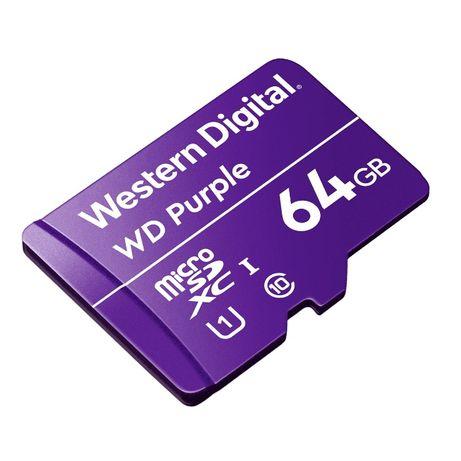 Karta pamięci microSD Western Digital 64GB