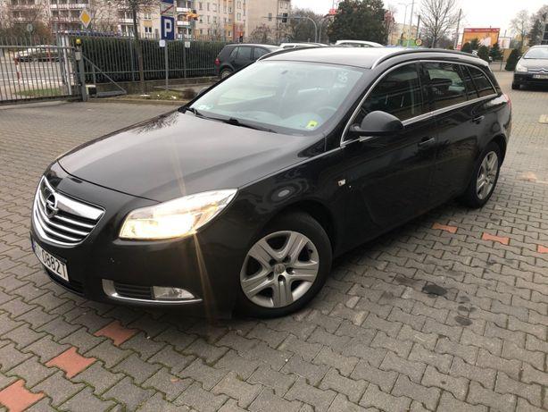 Opel Insignia kombi, 2010rok, Diesel 1956cm3, bezwypadkowy, salonPL