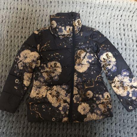 Шикарные теплые деми курточки Guess, Monnalisa; 5-7лет