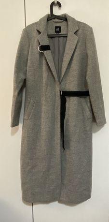 Płaszcz szary Reserved 42