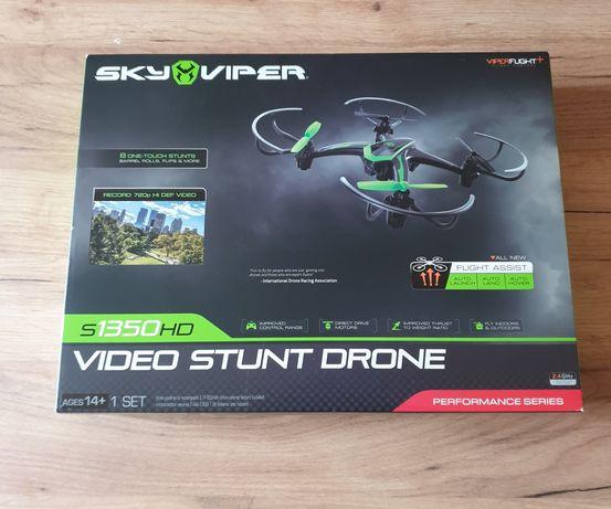 Dron Sky Viper S1350 kamera HD Nowy