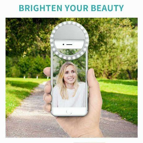 КольцеваяЛампа Selfie Ring LightСветовое Кольцо для селфи светоДиодное