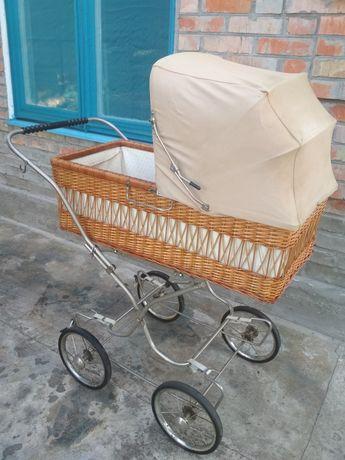 Детская коляска СССР, Ретро детская коляска, коляска антиквариат