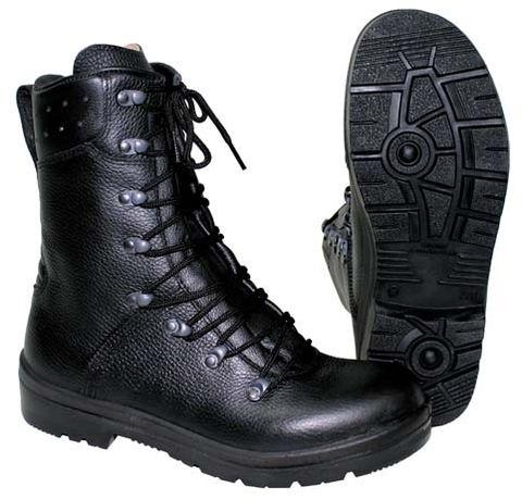 Ботинки BW 2007, армия Германии, оригинал, б/у