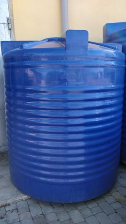 Бочка пищевая для воды 3000 л